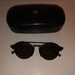 Round Banana Republic Sunglasses